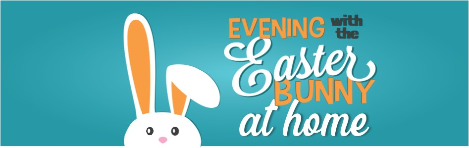 easter bunny at home logo